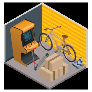 Box Médio - 5 a 7 m²